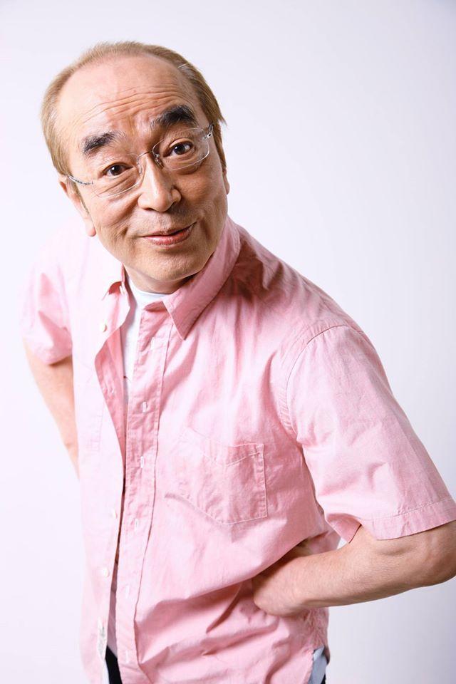 ▲志村健為日本殿堂級諧星。(圖/志村健臉書)