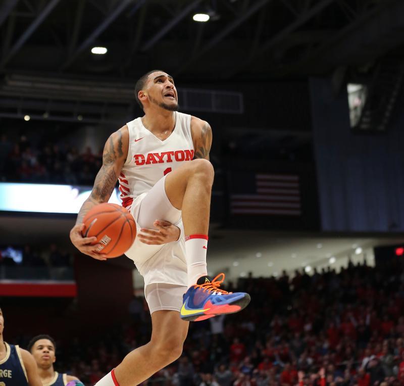 George Washington Dayton Basketball