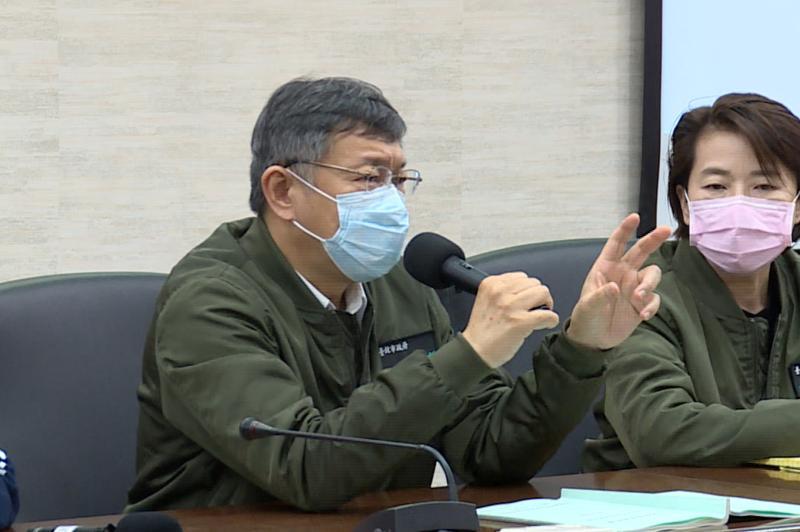 身兼台灣民眾黨主席的台北市長柯文哲,針對民眾黨臉書PO文表示,應該改讓蘇貞昌擔任總指揮一事,表示很困惑。