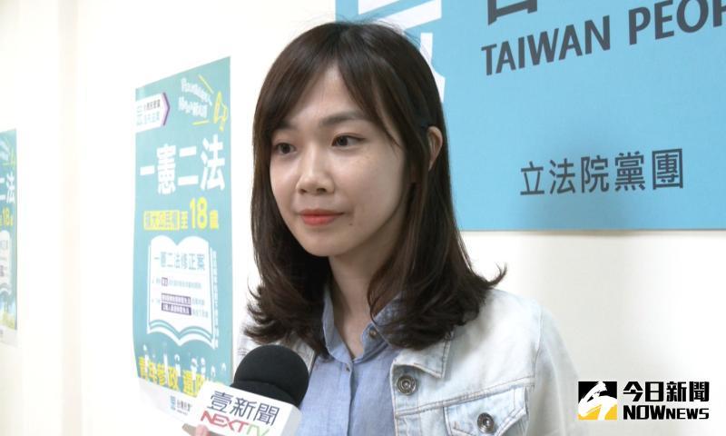 台灣民眾黨發言人楊寶楨。