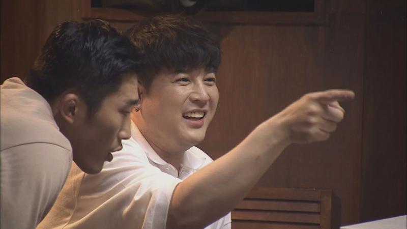 SJ神童在《大逃出》中展現「ACE級」腦袋,高IQ的他經常破解各種難題。(中天綜合台提供)