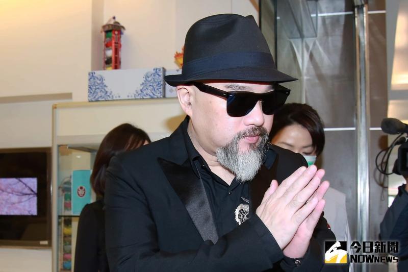 ▲辛龍確定不出席下月的公益活動,老闆吳宗憲反應曝光。(圖/記者林柏年攝)