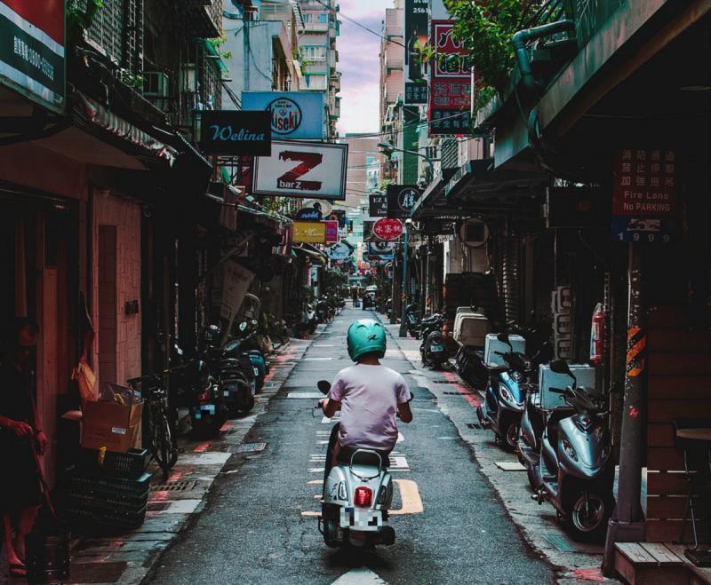 ▲連當地人都迷路?永和成台灣百慕達?網友分析其中關鍵。(示意圖/取自pixabay)