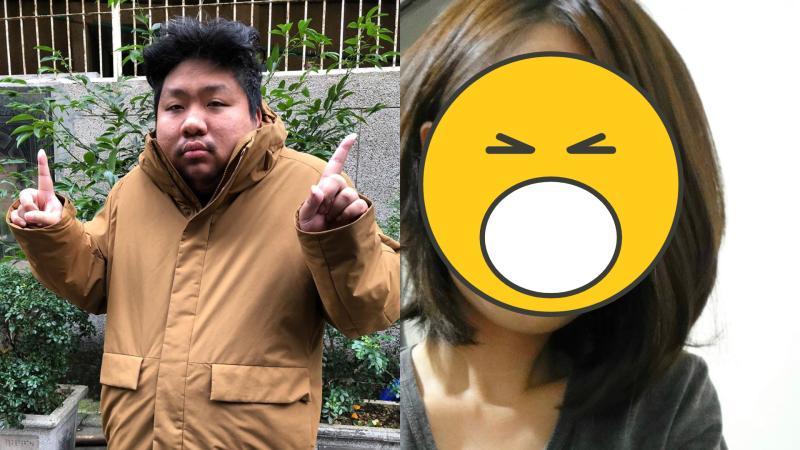 ▲統神(左圖)老婆003舊照曝光,網友驚為天人。(圖/統神臉書、003 IG)