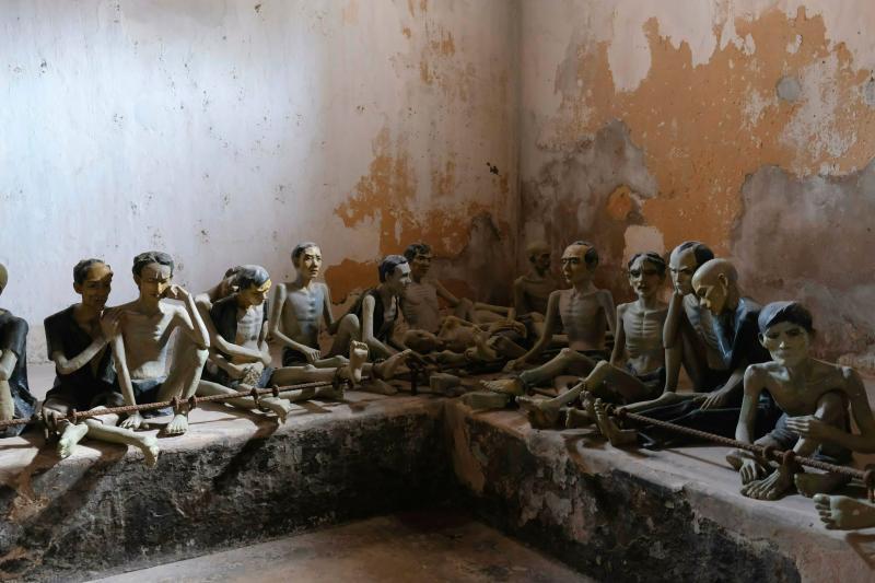 ▲崑崙島監獄現已重新修葺,成為紀念越南抗爭史的重要景點。(圖/美聯社/達志影像)