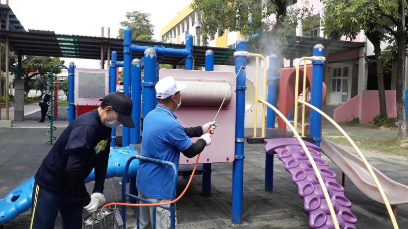 影/彰化縣宣布4月1日起因應疫情校園全面停止開放