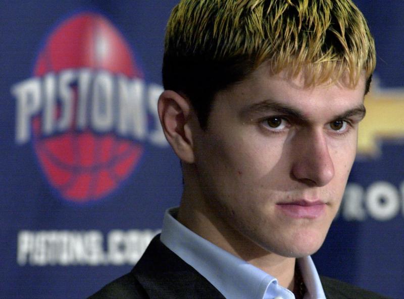 NBA/被甜瓜和韋德在直播上嘲笑 「03梯」榜眼:成熟點