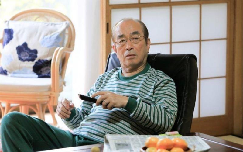 ▲志村健染新冠肺炎病逝。(圖/翻攝志村健臉書)