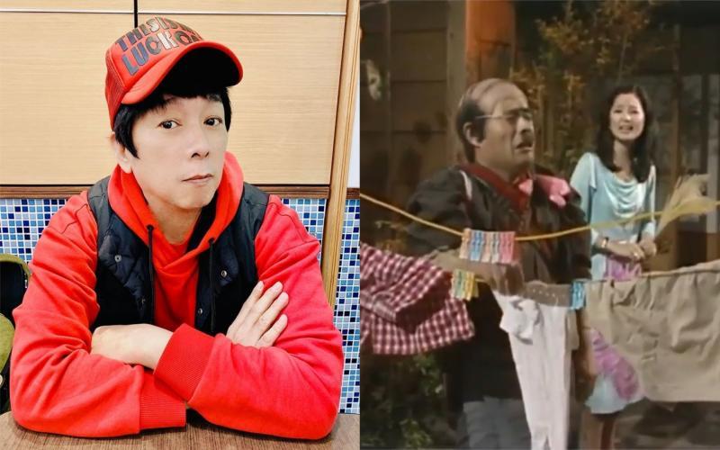▲志村健(左)與鄧麗君(右)曾同台演出,左圖為曹西平。(圖/翻攝 sk Hsu YouTube 、曹西平臉書)