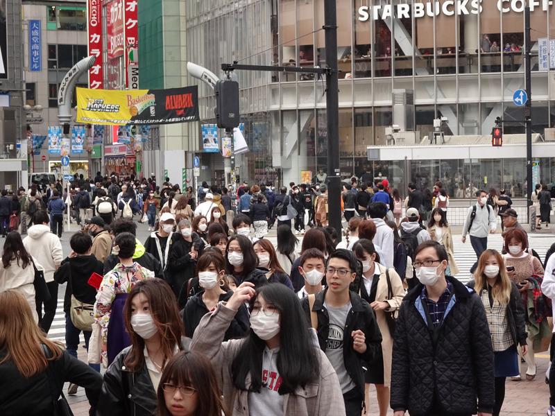 東京單日118例!81人有這「共通點」 網讚:台灣真幸福