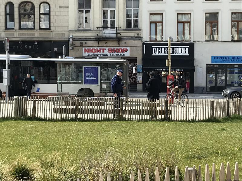 比利時延長封鎖令2週 警方盤查出門民眾
