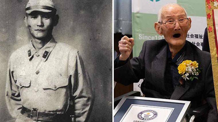 最長壽112歲人瑞 甫獲金氏世界紀錄獲獎11天後辭世