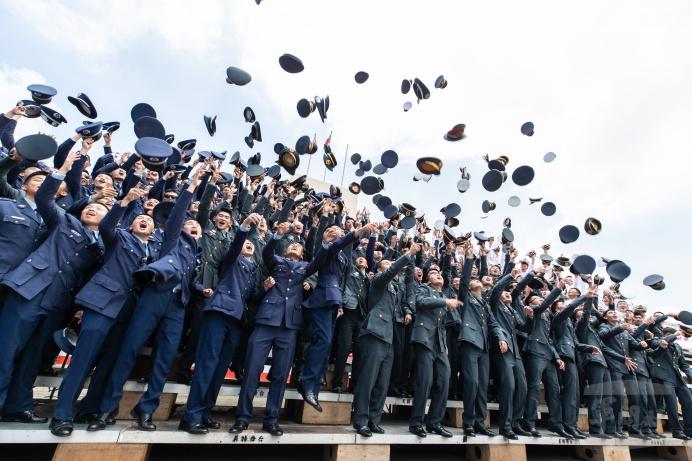 ▲ 109學年度「軍事學校正期班」網路暨通信報名30日截止,歡迎把握機會報名。(軍聞社資料照片)
