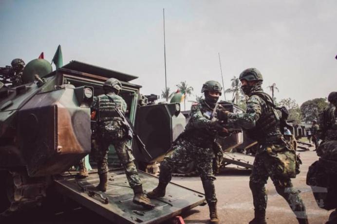 ▲ 陸軍333旅提供