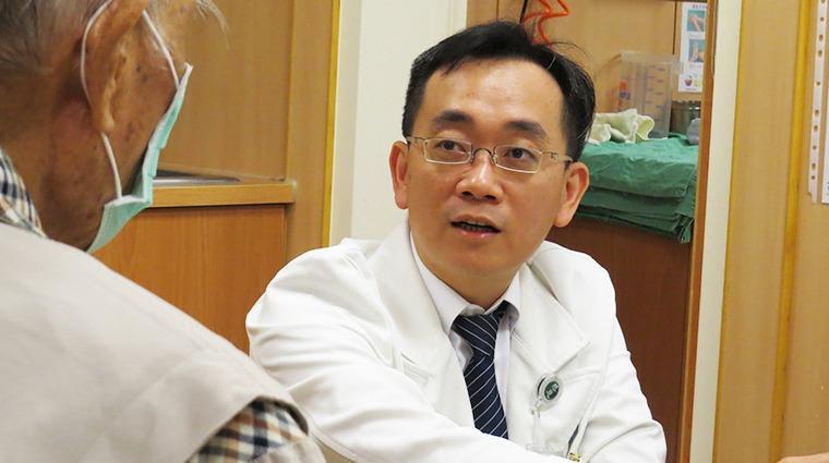 9旬老翁長期「嗯」不出來 原來4公分腫瘤阻塞腸道
