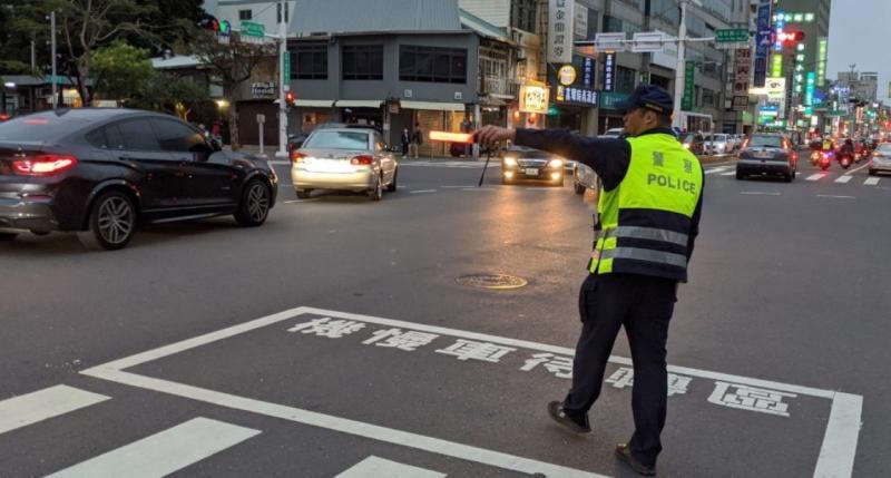 清明連假恐現國內旅遊人潮,警方將加派警力執行交維