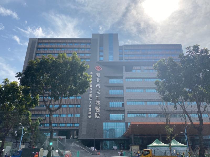 NOWNEWS0406_土城醫院將於4月23日試營運,暫緩重劃區房市能見度大開