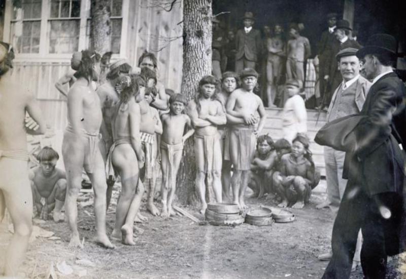 歷史探秘/最黑暗的「適者生存」 回首世博會人類動物園