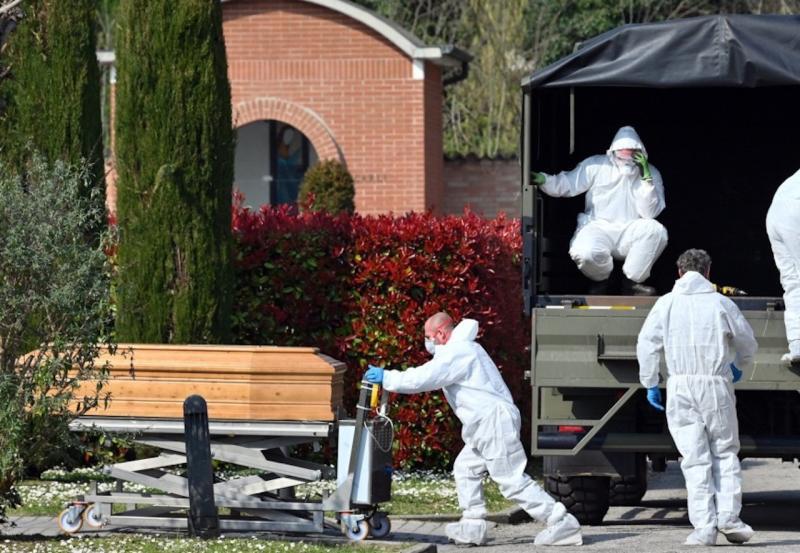 西班牙新增950死 創世界單日新高、境內累計逾1萬死