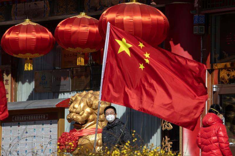 智庫民調:68%的英國人 過去3年對中國印象惡化