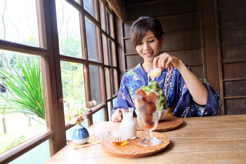 體驗日本京都風情 現在來嘉正是時候