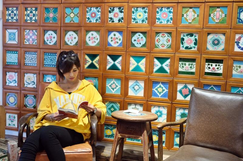 <br> 新興文青文創景點臺灣花磚博物館是網路熱搜焦點