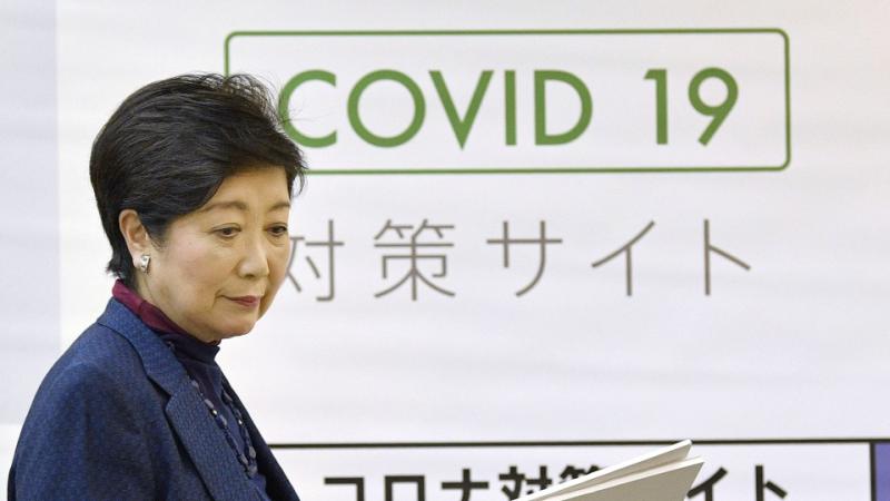 日本東京單日新增35人染疫 連續4天逾30例
