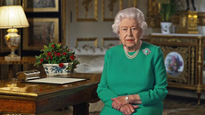哈利梅根專訪播出前 英女王演說強調團結