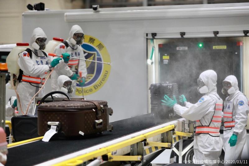 新冠肺炎疫情蔓延,中央流行疫情指揮中心召開記者會說明最新疫情。(圖/NOWnews資料畫面)