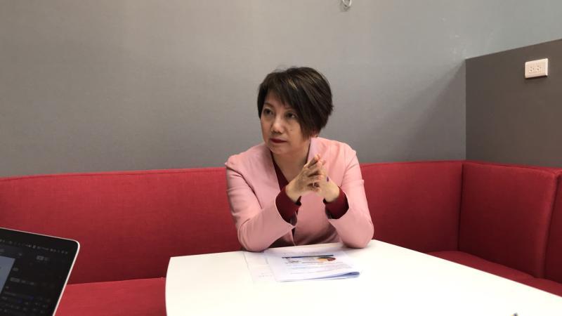 ▲民進黨立委范雲認為,法律上的漏洞讓政府無法管理。(圖/記者陳明安攝)