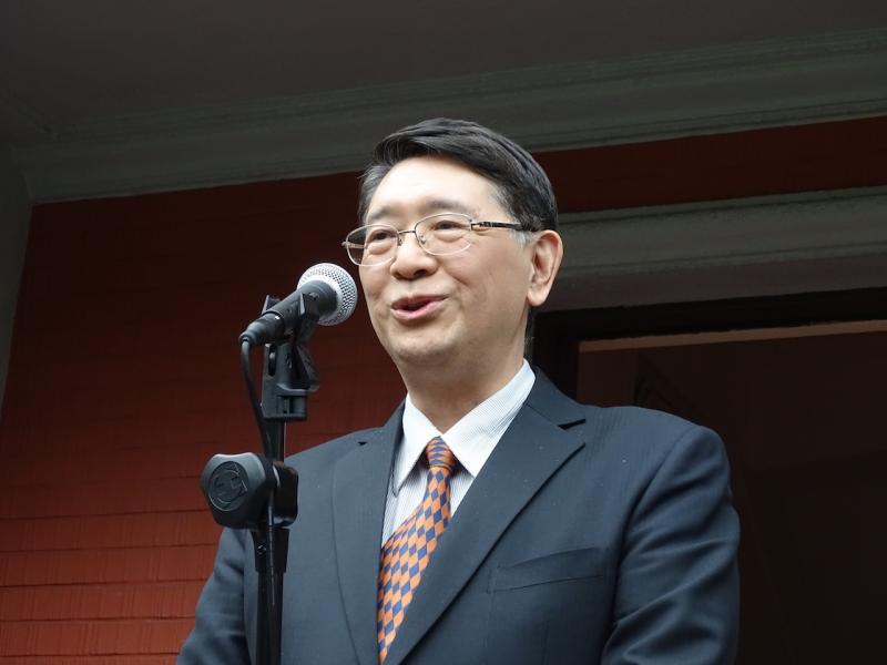 立院秘書長林志嘉