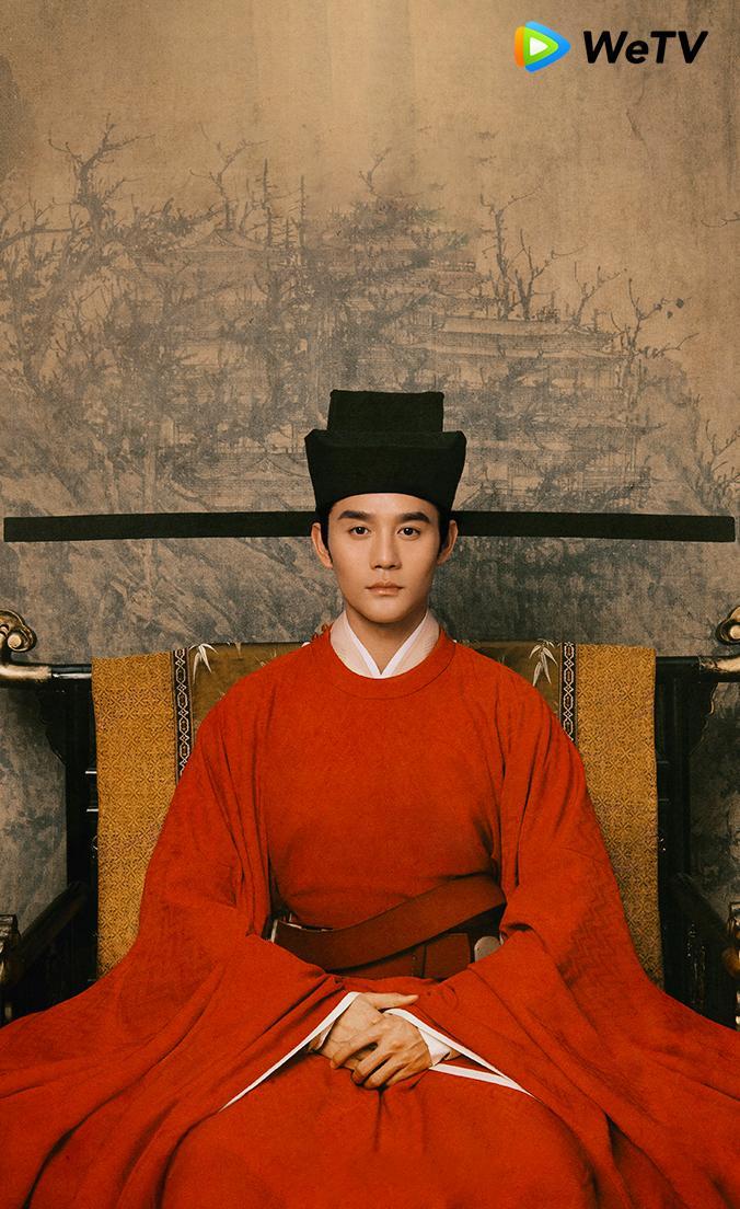 ▲王凱睽違五年再次演出古裝劇。(圖