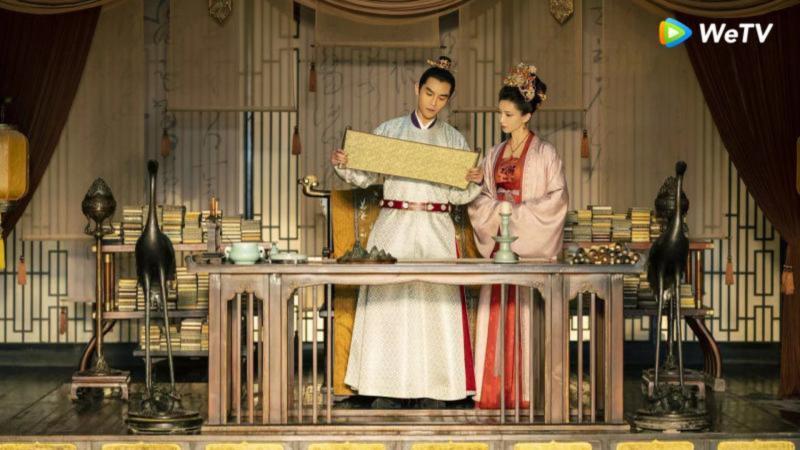 繼《琅琊榜》5年後再演古裝 王凱與她「琴瑟不和鳴」