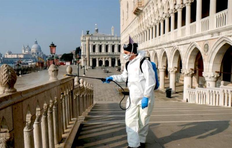▲義大利國家衛生院(ISS)表示,具高度傳染力的Delta變異株已成境內COVID-19(2019冠狀病毒疾病)感染主流。據本月20日的數據,新增確診病例中感染Delta比率達94.8%。資料照。(圖/翻攝自《半島電視台》)