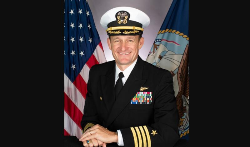▲羅斯福號航空母艦(USS TheodoreRoosevelt)前艦長克勞齊上校(Capt.Brett Crozier)(圖/翻攝military times)