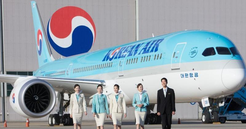 ▲大韓航空(圖/取自大韓航空官網)
