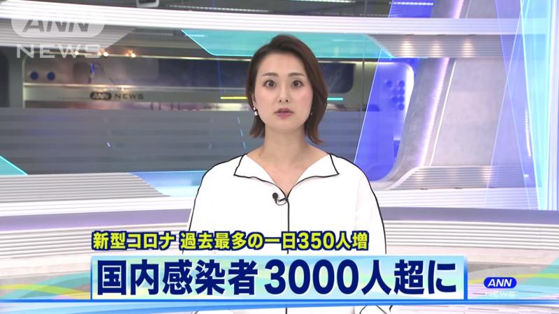 ▲(圖/翻攝自朝日電視臺新聞畫面截圖)