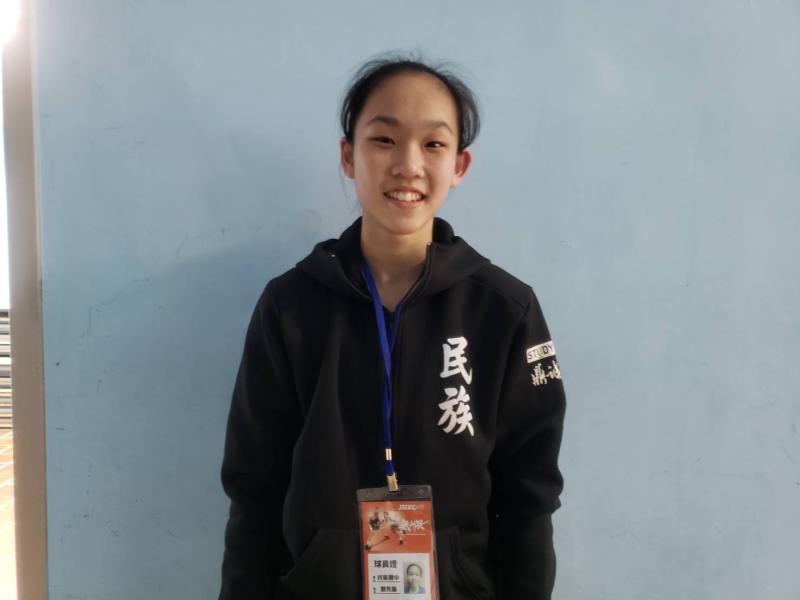 JHBL/三個月轉型成功 劉芳瑜從高砲台進化民族王牌前鋒