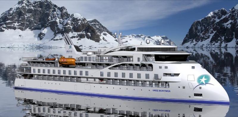 病毒差點攻陷南極!探險船爆128例確診「連醫師都感染」