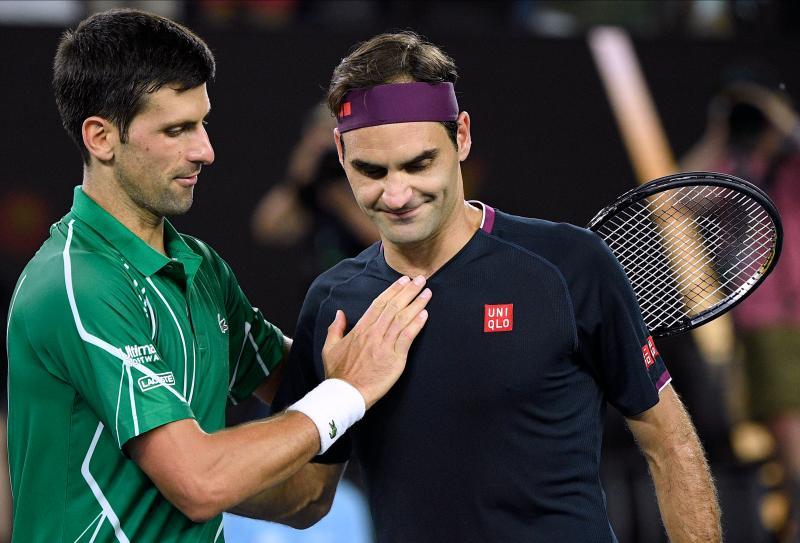 網球/費德勒仍是GOAT 托尼叔叔:但喬帥更難對付