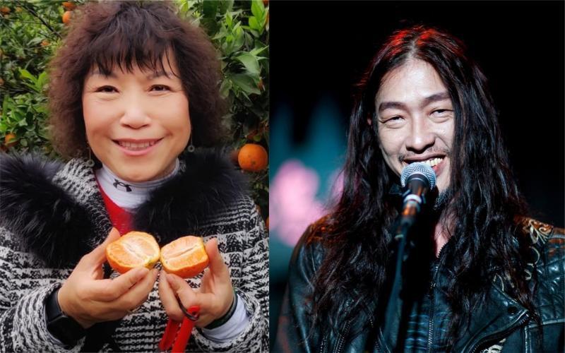 ▲大鈞(右)嘲笑葉毓蘭(左)。(圖/翻攝大鈞、葉毓蘭臉書)