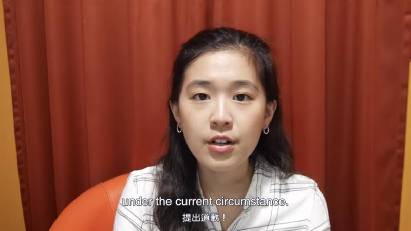 轟譚德塞爆紅!留學生林薇返台 隔離14天「心裡話」曝光