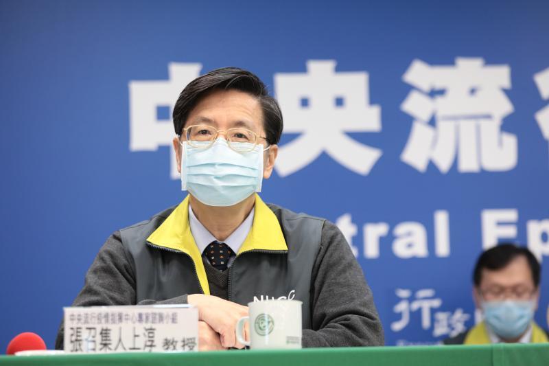 國際頻傳新冠肺炎患者<b>復陽</b> 張上淳:台三採出院沒這狀況
