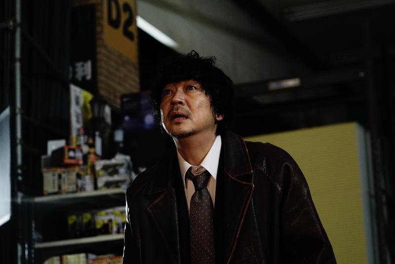 <br> ▲大森南朋劇中飾演無良刑警。(圖/車庫娛樂)