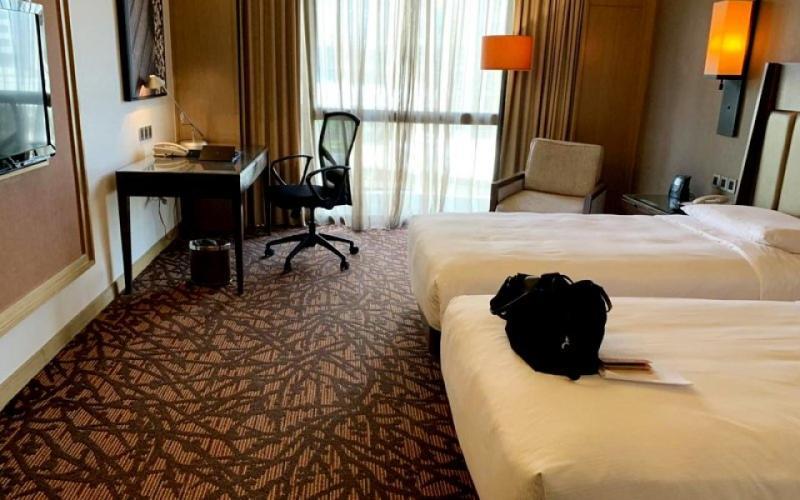 隔離住五星級飯店超爽?馬來西亞女崩潰吐心聲:像監獄