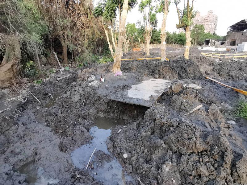 宜蘭縣羅東鎮一處工地今(9)日上午發現一具無名女屍