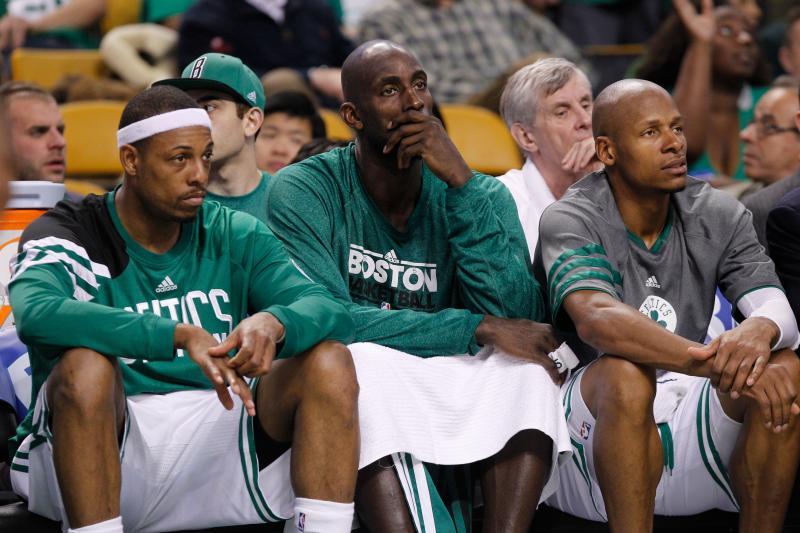 NBA/是否參加KG球衣引退儀式?雷槍:我跟他像兄弟