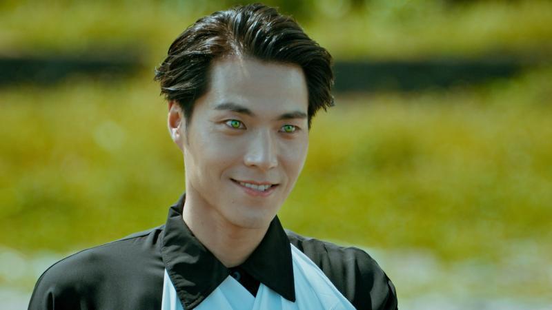 0410 唐振剛在《妖怪人間》特效造型被形容有如韓國歐巴。(圖:公視提供)
