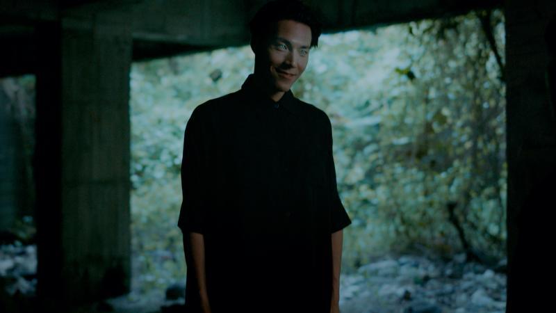 <br> ▲唐振剛飾演妖怪墓坑鳥。(圖 / 公視提供)