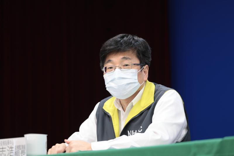 ▲中央流行疫情指揮中心疫情監測組組長周志浩 。(圖/疾管署提供)